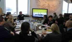 В Архангельске прошел круглый стол, посвященный медиапроекту «Великие реки России. Русский Север»