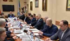 Либерал-демократы Поморья выступили в защиту пенсионных прав пожарных