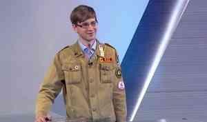 Интервью сруководителем студенческих отрядов Архангельской области