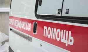 ВСеверодвинске пациент напал сножом наработников скорой помощи