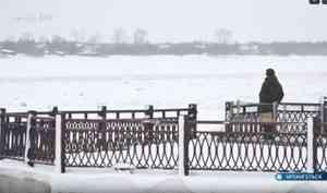 Морозы вАрхангельской области продлятся довторника