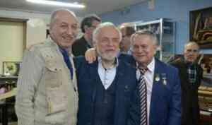 Вячеслав Белоусов, создатель и руководитель издательского дома «Северная неделя», отмечает 70-летие