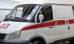 Угрожавшего врачам скорой помощи северодвинца задержали сотрудники Росгвардии