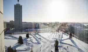 Архангельск борется за статус национального символа России