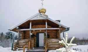 Паломники из Архангельска побывали на престольном празднике  Предтеченского храма на Пинежье