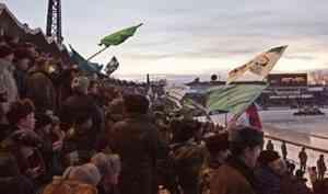 «Водник» и«Байкал-Энергия» сыграют ретро-матч впамять осамой посещаемой игре вистории российского хоккея смячом