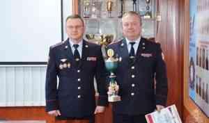 В Архангельске подвели итоги служебной деятельности территориальных подразделений вневедомственной охраны
