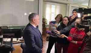 «Сработал один только датчик из восьми»: власти города ответили про радиационный фон в Северодвинске
