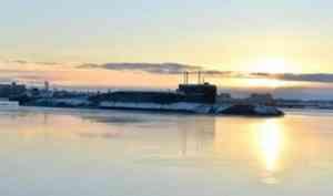 Федеральные СМИ сообщают о пожаре на подлодке в Северодвинске