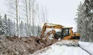 Летом 2020 года в Приморском районе газифицириуют девять деревень