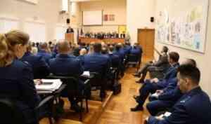 В прокуратуре Архангельской области подвели итоги деятельности в 2019 году и определили задачи на будущее