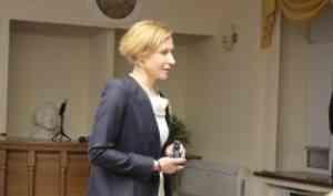В САФУ прошел семинар по научному лидерству с участием Ирины Шрайбер