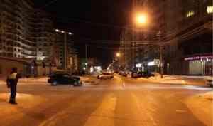 ВАрхангельске вДТП пострадали три человека