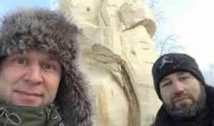 Житель Архангельской области отправится с дарами к Владимиру Путину