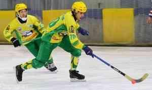 На иркутском стадионе «Труд» архангельский «Водник» вничью сыграл с местной «Байкал-Энергией»