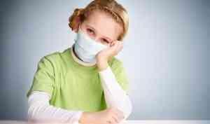 В Архангельской области эпидемия ОРВИ и гриппа ожидается в феврале