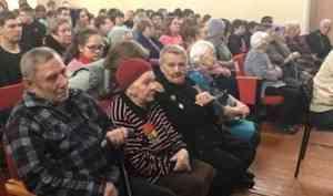 Спасибо за жизнь: ветеранам Вельска вручили медали, посвященные 75-летию Великой Победы