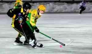 Архангельский «Водник» обеспечил себе место в четверке сильнейших команд России