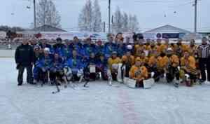 54-ые Беломорские игры: лучшие хоккеисты - в Вельском районе