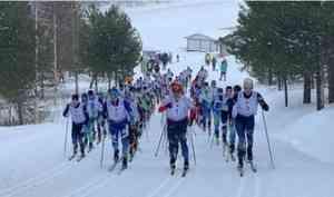Первенство России по лыжным гонкам завершилось масс-стартом