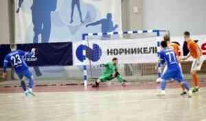 «Северная Двина» сыграла вничью на выезде с командой «Луч-ГТС»