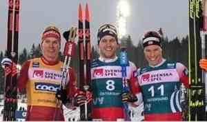 Спортсмен из Архангельской области взял «серебро» в гонке преследования на этапе «Ски Тур»