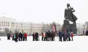 Наплощади Ленина для школьников провели военно-историческую игру «Связь поколений»