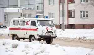 Прикинулся больным: в Архангельске мужчина напал на врача скорой помощи
