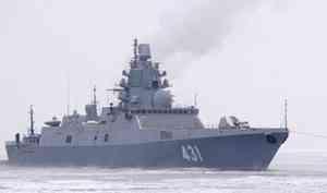 Фрегат «Адмирал Касатонов» передадут флоту впервом квартале 2020 года