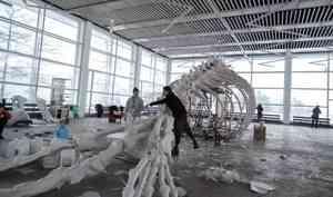 Без актёров, но с нерпой и маньяком: Север заговорит на 19 голосов на морвокзале Архангельска