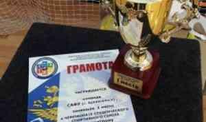 Команда САФУ стала победителем Чемпионата Российского студенческого спортивного союза по полиатлону