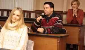 В САФУ второй раз проходит зимняя школа русского языка и культуры