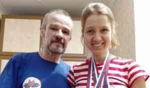Архангельская легкоатлетка взяла три золота на всероссийском чемпионате