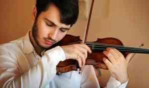 Скрипач из знаменитого рода Бенуа сыграет в Архангельске на древнем инструменте