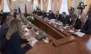 Точки соприкосновения Поморья иБелоруссии обсудили вМинске