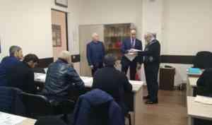Нариман Казимагамедов побывал  в Центре обработки вызовов системы «112» Каспийска