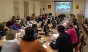 Глава Архангельска Игорь Годзиш провел совещание пореализации проекта ораздельном сборе мусора