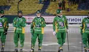 Телеканал «Регион 29» покажет впрямом эфире последний домашний матч «Водника» основной части чемпионата