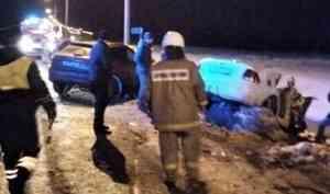 Виновнику аварии с тремя погибшими девушками близ Котласа предъявлено обвинение