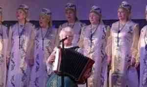 В Плесецке уже в 12 раз проходит фестиваль «Песня как жизнь»