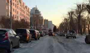Завтра вечером вАрхангельске перекроют движение сразу нанескольких улицах
