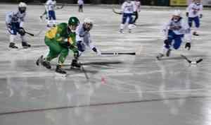 Непростая победа «Водника» над одним из аутсайдеров чемпионата в Архангельске