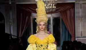 17-летняя модель из Архангельска покоряет Лондон, Милан и Париж