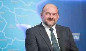 Глава региона Игорь Орлов поздравил северян сДнём Защитника Отечества