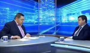 Сваи для дома на ул. Орджоникидзе в Северодвинске будут погружать вдавливанием