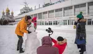 ВАрхангельской области прошли съёмки нового телешоу опутешествиях