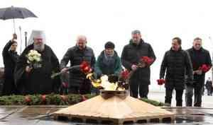 Архангельская область отмечает День защитника Отечества