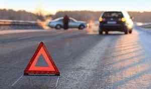 У Нефтебазы водитель «Форд-Транзит» насмерть сбил мужчину