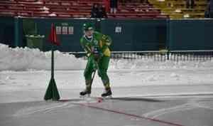 Архангельский «Водник» уступил в Москве, но сохранил третье месте в Чемпионате