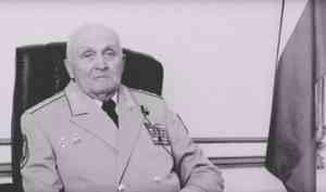 Директор Росгвардии генерал армии Виктор Золотов выразил соболезнования в связи со смертью генерал-полковника Василия Саввина